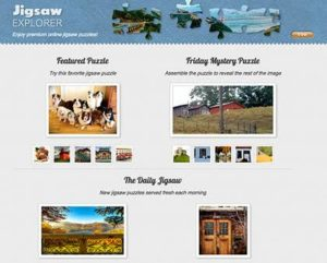 free online jigsaw puzzles