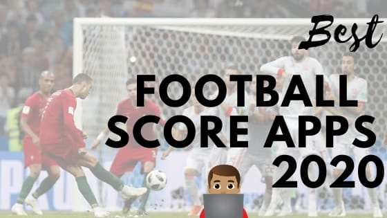 best football live score apps