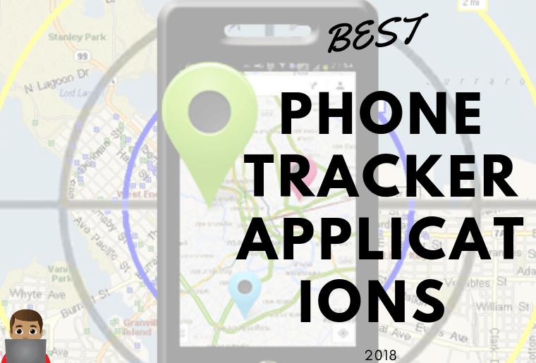 Best Phone Tracker Applications 2018