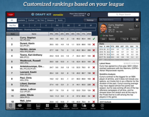 Best NBA Apps for Live Score 2020 ( Android & iOS ) 1