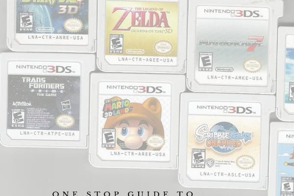 Nintendo 3DS Games Download