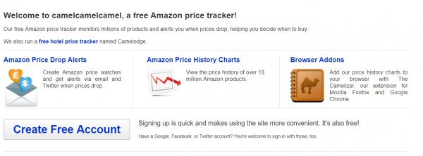 Best Amazon Price Trackers 2020 3
