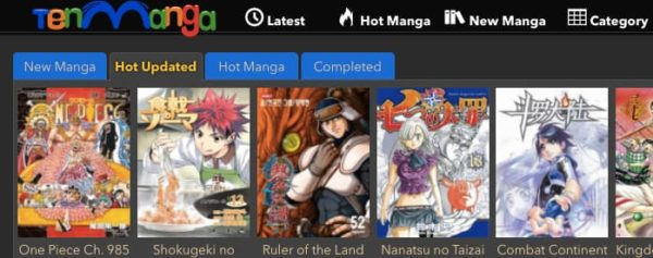 How to Read Manga Online for Free? 4