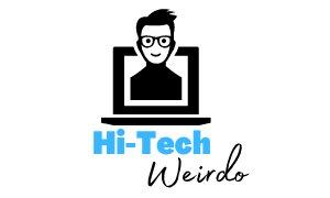 Hi-Tech Weirdo Logo