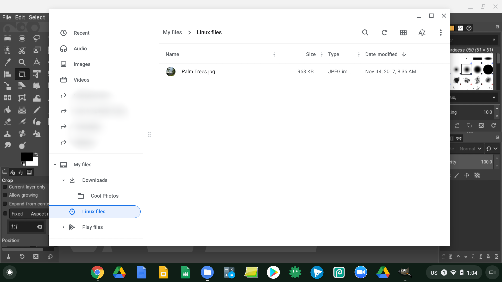 how to install linux beta on chromebook