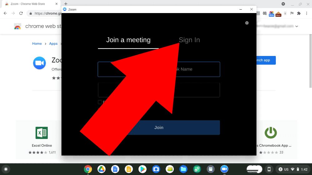 how do i install zoom on my chromebook