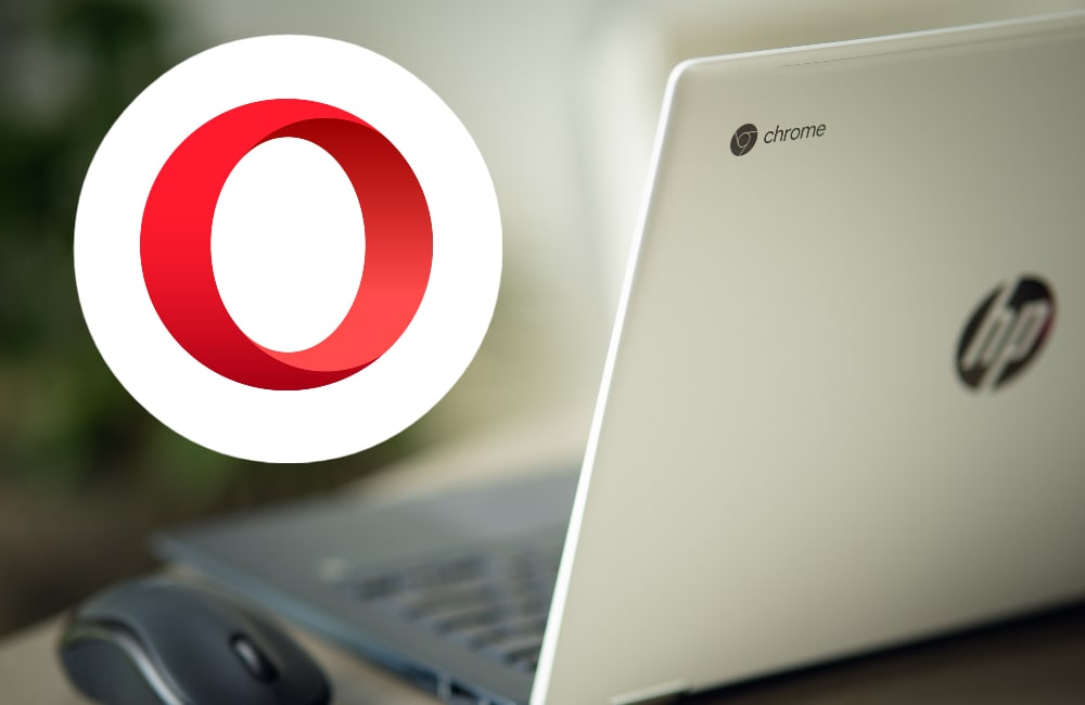 how to install opera on chromebook