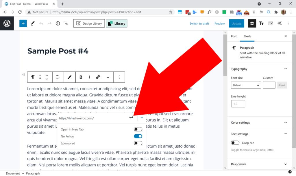 nofollow plugin wordpress